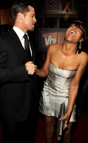 Brad Pitt, Taraji P. Henson