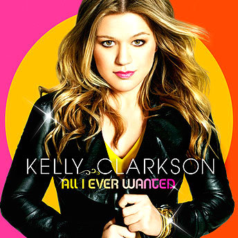 Kelly Clarkson, All I Ever Wanted (album cover)