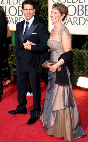 Tom Cruise, Mary Lee Mapother