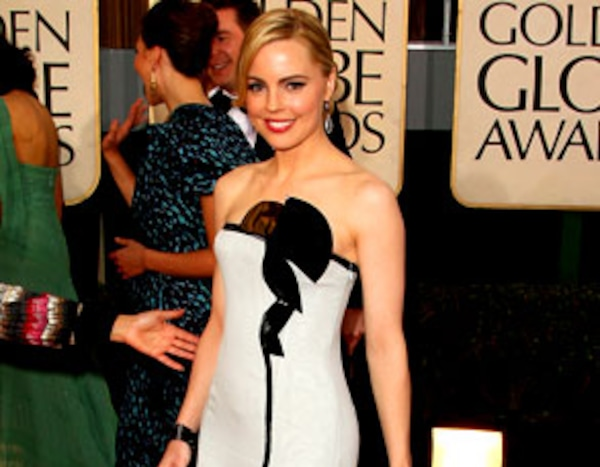 melissa george grey 39 s anatomy from 2009 golden globes tv stars e news uk. Black Bedroom Furniture Sets. Home Design Ideas