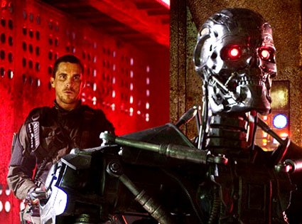 Terminator: Salvation, Christian Bale
