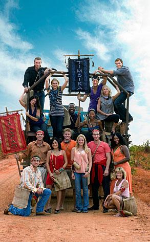 Survivor Cast