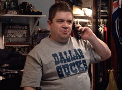 Patton Oswalt, Big Fan