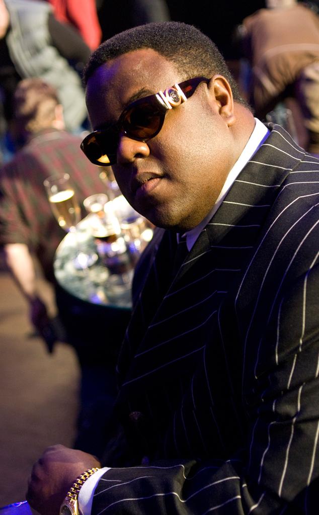 Notorious, Jamal Woolard