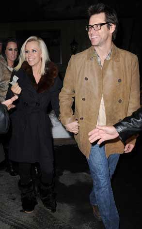 Jenny McCarthy, Jim Carrey