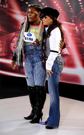 American Idol, Paula Abdul, Akilah Askew