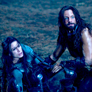Underworld: Rise of the Lycans, Rhona Mitra, Michael Sheen