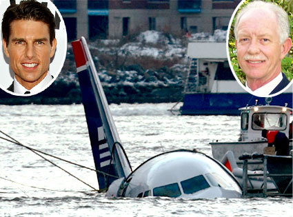 Chelsey Sullenberger, Tom Cruise, US Airways