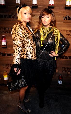 Paris Hilton, Brittany Flickinger