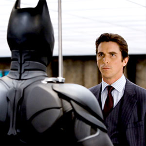 The Dark Knight, Christian Bale