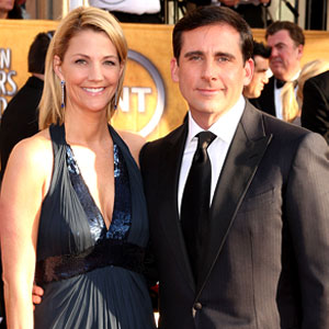 Steve Carell, Nancy Walls