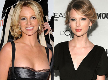 Britney Spears, Taylor Swift