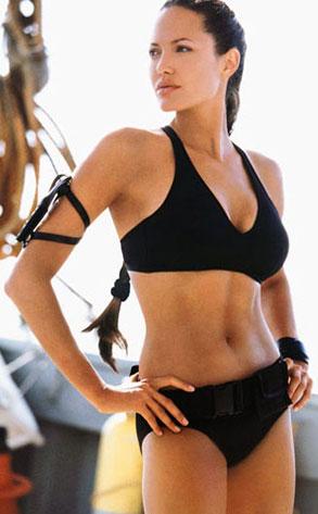 Angelina Jolie, Laura Croft Tomb Raider