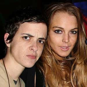 Lindsay Lohan, Samatha Ronson