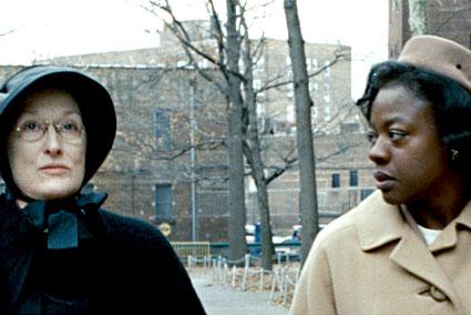 Doubt, Meryl Streep, Viola Davis