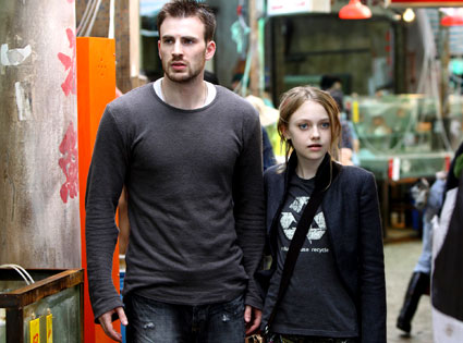 Chris Evans, Dakota Fanning, Push