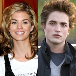 AnnaLynne McCord, Robert Pattinson
