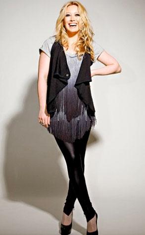 Hilary Duff, DKNY Ad