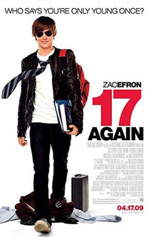 Zac Efron, 17 Again