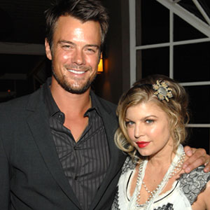 Did josh duhamel cheap fergie stripper