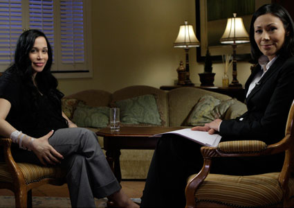 Nadya Suleman, Ann Curry