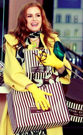 Confessions of a Shopaholic, Isla Fisher
