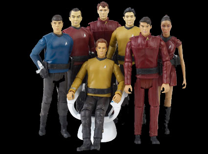 Star Trek Action Figures