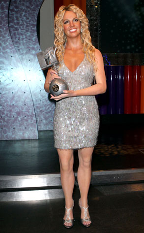 Britney Spears, wax figure