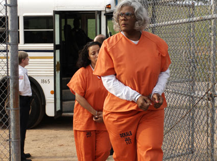 Tyler Perry in Tyler Perry's Madea Goes to Jail