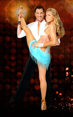 Maksim Chmerkovskiy, Denise Richards, Dancing with the Stars