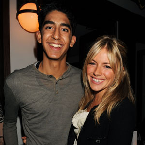 Dev Patel, Sienna Miller