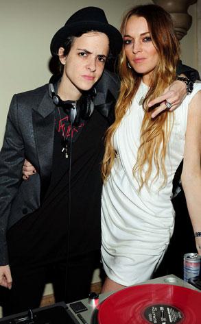 Lindsay Lohan, Sam Ronson