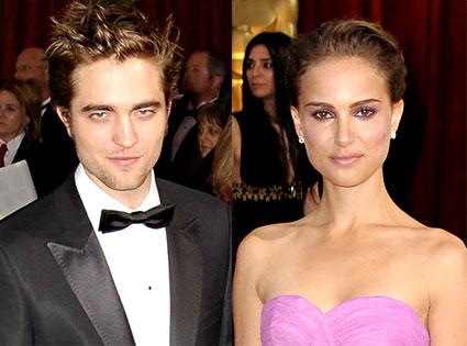 Robert Pattinson, Natalie Portman