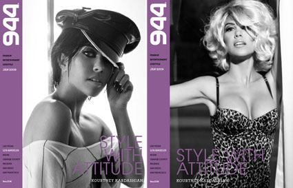 Kourtney Kardashian, 944 Covers