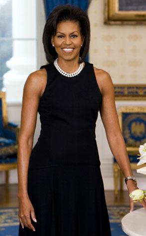 Michelle Obama, White House Portrait