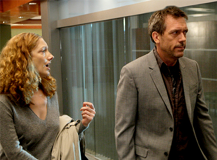 House, Hugh Laurie, Judy Greer