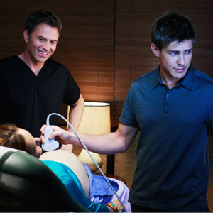 Private Practice, Tim Daly, Amy Brennemen, Chris Lowell