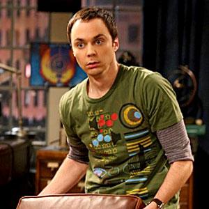 Big Bang Theory, Jim Parsons