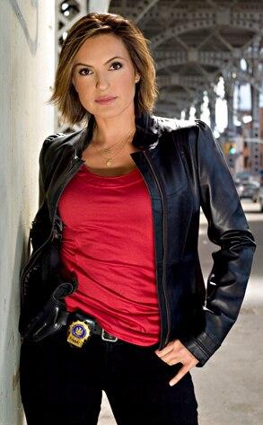 Mariska Hargitay, Law And Order SVU