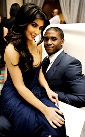 Logically kim kardashian and reggie bush photo shoot pity, that