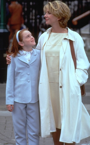 The Parent Trap, Lindsay Lohan, Natasha Richardson