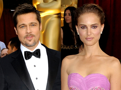 Brad Pitt, Natalie Portman