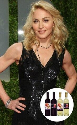 Madonna, Madonna Wine