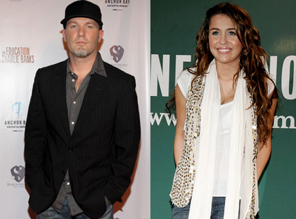 Fred Durst, Miley Cyrus