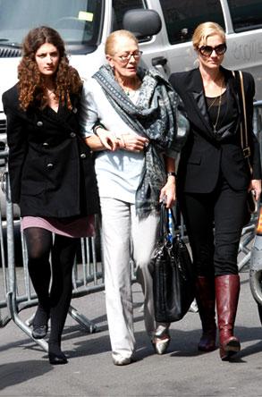 Daisy Bevan, Vanessa Redgrave, Joely Richardson