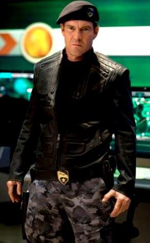 G.I. Joe: The Rise of Cobra, Dennis Quaid