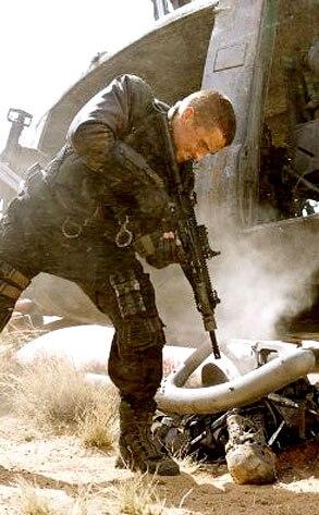 Terminator: Salvation, Christian Bale