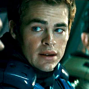 Star Trek, Chris Pine