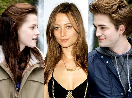 Kristen Stewart, Noot Seear, Robert Pattinson