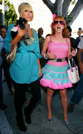 Paris Hilton, Kathy Griffin
